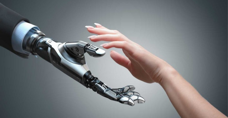 Artificial Intelligence - The new Future concept
